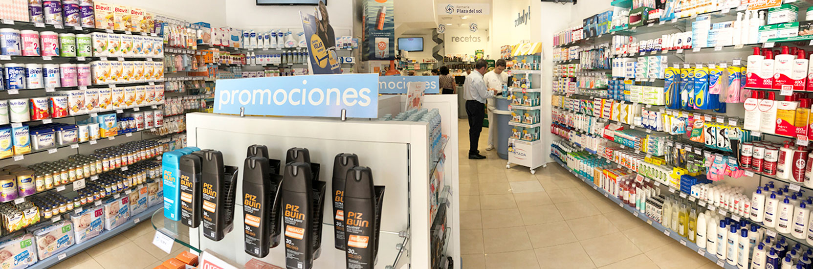 Farmacia plaza del sol slider 1