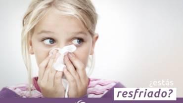 El resfriado y la gripe